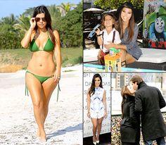 Kourtney Kardashian Turns 35: How She Stays Fit, Fabulous, and Family-Orientedzz