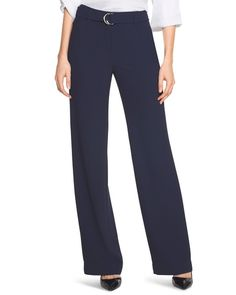 Love wide leg pants/jeans. I don't like that this one has no pockets in the hip area, which I think helps create the illusion of volume for the hips that I like.