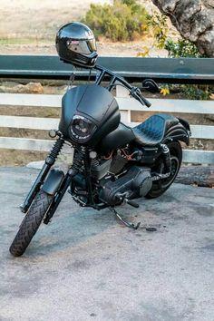 Club style Harley Davidson dyna
