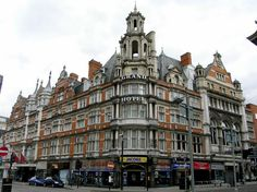 The Grand Hotel is in the City centre of Leicester, England. It is now known as the Mercure Leicester City Hotel. Built between Leicester England, Life In The Uk, Holiday Places, Grand Hotel, Great Britain, Places To Go, Agatha Christie, Foxes, Uganda
