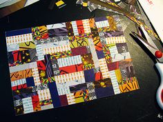 paper quilt | Flickr - Photo Sharing!