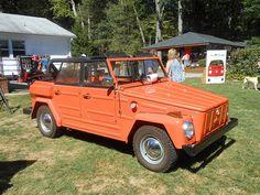 1974 Orange Thing - Front Trunk Lid Down Volkswagen Thing, Vw, Folk Bands, Trunks, Orange, Finals, Tuesday, November, Display