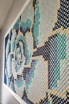 Cross Stitch Art, Modern Cross Stitch, Cross Stitching, Cross Stitch Patterns, Embroidery Art, Cross Stitch Embroidery, Design Crafts, Diy Design, Needlepoint Designs