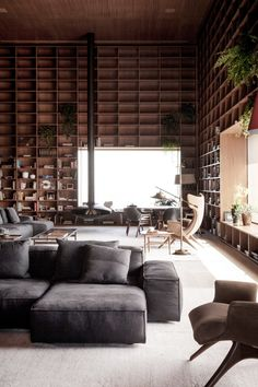 Interiors, Home, Apartment, Inspiration, SP, Penthouse, Sao Paulo, Studio MK27…