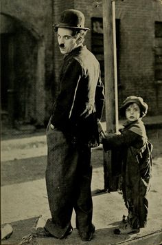 """Scene from """"The Kid"""""""