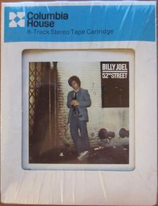 Billy Joel - 52nd Street (8-Track Cartridge, Album) at Discogs