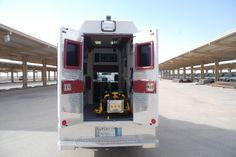 Prototype for Dubai exhibition 2014 Ambulance, Clinic, Dubai, Engineering, Military, Cabinet, Design, Clothes Stand, Mechanical Engineering