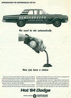 1964 Dodge Ramcharger 426