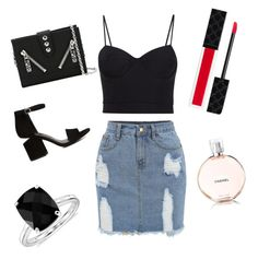 """""""Untitled #2"""" by annamaria-vr on Polyvore featuring Alexander Wang, Kenzo, Blue Nile and Gucci"""