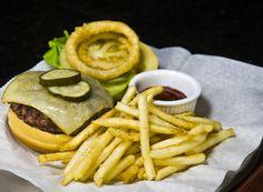 Pub burger at The Seven Dials, Coral Gables http://www.sevendialsmiami.com/