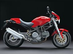 Ducati Monster 620 (2004) - 2ri.de