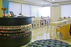 Studio Color Break - Vanessa Cravo Arquitetura