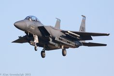 McDonnell Douglas F-15E Strike Eagle   97-222   USAF