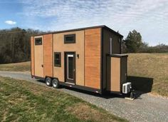 Amsterdam 24 by Transcend Tiny Homes best storage & use of space I have seen in a tiny home
