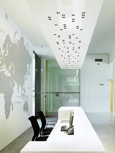 hall d'accueil / XAL Competence center/ Austria