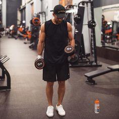 Gym Routine, Gym Gear, Gym Style, Gym Shorts, Modern Man, Get The Look, Fitness Fashion, Shop Now, Street Wear