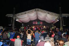 Un lleno total el día 8 de Octubre con la presentación en el teatro de la feria de Mariachi Alegría y como estelar La Sonora Dinamita.