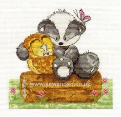 Shop online for Best of Friends Cross Stitch Kit at sewandso.co.uk. Browse our great range of cross stitch and needlecraft products, in stock, with great prices and fast delivery.