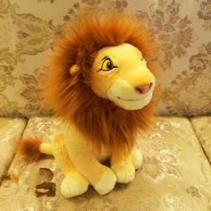 Ready to Sew LIMITED STOCK LEFT LION CUB CUDDLY TOY MAKING KIT By MINICRAFT