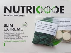 NUTRICODE 7 day Slim Extreme trial packs - get in touch and try it out with postage Slim Up, Fm Cosmetics, Vitamin Tablets, World Images, Main Meals, Vitamins, Fragrance, Touch, Group