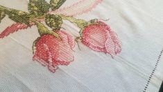 Tablecloth Roses In A Heart