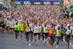 The 37 Happiest Things You See While Running A Marathon - I got goosebumps! I WILL do one someday