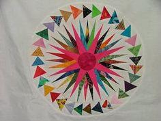 Mariner's compass-very nice
