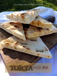 Torta al testo Umbra Pizzeria, Crumpets, Pesto, Camembert Cheese, Food And Drink, Pane, Bagels, Waffles, Pies