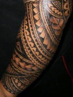 Classy Samoan Tattoo