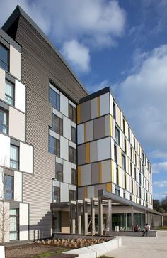Roebuck Castle Student Residence, UCD / Kavanagh Tuite Architects