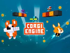 Use Corgi Engine - + Platformer from More Mountains to elevate your next project. Find this & more Systems and templates on the Unity Asset Store. Unity Games, 2d Character, Unreal Engine, Game Assets, Game Logo, Metroid, Star Citizen, Game Design, Game Art