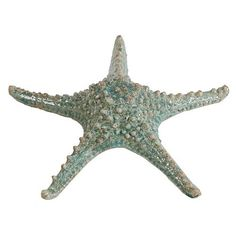 2-piece Starfish Decor Set