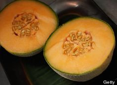 Aug 17 (Reuters) - A salmonella outbreak blamed on  cantaloupe grown in Indiana has killed two people in Kentucky  and sickened some 150 people in the past month, health officials  said on Friday, urging consumers to throw away melons bought  recently from the region.                The outbreak traced to the cantaloupe began in early July  an...