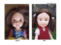 Zdjęcie numer 16 w galerii - Z wampa w dziewczynkę. Dlaczego Sonia Singh przerabia lalki Barbie?