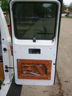 Sprinter Van Conversion 31