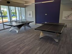 Take a look at these two beautiful killerspin table tennis tables! http://www.BilliardFactory.com/Table-Tennis-Tables