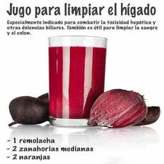Jugo para limpiar el higado - Juice to cleanse the liver A top doctor reveals the foods that are hindering your ability to remember things and think clearly. Recipe for Beet Kvass Juicing Tips And Techniques Anyone Can Use - Juicing and Smoothies From ge Healthy Juices, Healthy Smoothies, Healthy Drinks, Healthy Tips, Smoothie Recipes, Healthy Recipes, Healthy Food, Beet Kvass, Beet Recipes