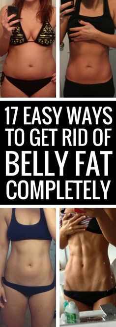 17 best tips to lose belly fat quickly.