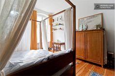 Helles, Luftiges Schlafzimmer #wood #bright #modern