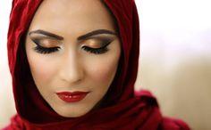 #SalehaAbassi - Wedding makeup