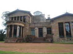 Holmwood House - smaller than you'd think