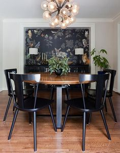 """""""You can't have a dining space."""" - ELLEDecor.com"""