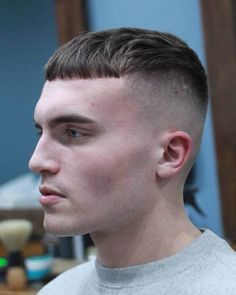 Crop Haircuts For Men To Show Your Barber In 2018 | Mens Crop Hairstyles |  Crop