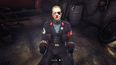 Wolfenstein The New Order. Wolfenstein The New Order, Shooter Games, Videogames, Deadpool, Punk, Superhero, Twitter, Fictional Characters, Fashion