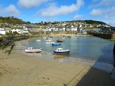Mousehole Harbour, Cornwall. (Photo: WendyJames ● March 2016)