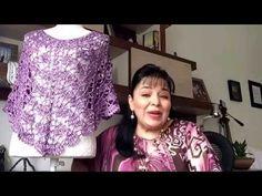 CAPITA ESMERALDA TEJIDA - Gancho fácil y rápida - Tejiendo con LAURA CEPEDA - YouTube