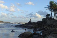 Praia dos Sonhos - Itanhaém - SP - Brasil Photo by Brígida BiChika