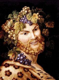 Резултат с изображение за bacco dio del vino