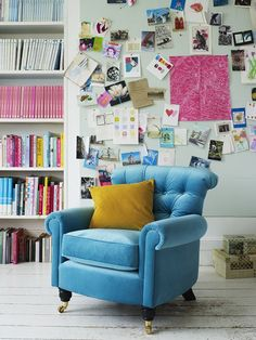 Armchair, embrace me in your color   The Velvet Chair Company