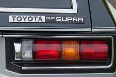 Toyota - This Vintage 1980 Toyota Celica Supra Is Rare, Beautiful, And Potentially Quite Cheap - Blog